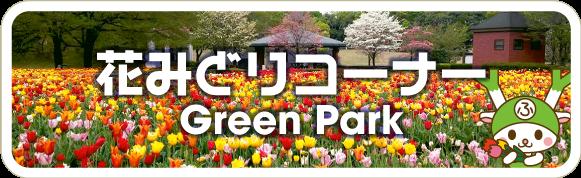 花みどりコーナー Green Park